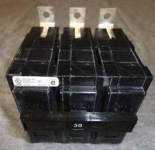 *NEW* Cutler Hammer QBHW3030H Circuit Breaker 30A 3P 240 VAC Eaton