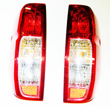 Rear Tail Lamp PAIR R/H+L/H For Nissan Navara D40 2.5TD 5/2005-11/2013 *SPECIAL*