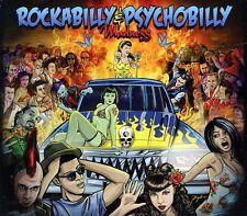Rockabilly & Psychobilly Madness - 2 DISC SET - Rockabilly & Psy (2011, CD NEUF)