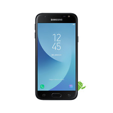 Samsung Galaxy J3 (2017) SM-J330F 16GB - Black (Unlocked) Smartphone