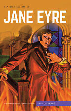Classics Illustrated Hardback Jane Eyre (Charlotte Bronte) (Brand New)