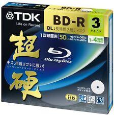 TDK Blu-ray BD-R Discs