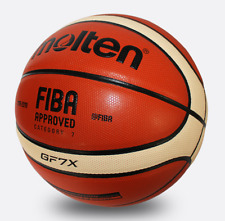 Molten GF7X 7 PU men's basketball in/outdoor basketball training high quality