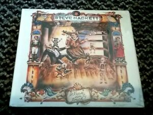 STEVE HACKETT - PLEASE DON'T TOUCH - 2 x CD + DVD - NEW & SEALED - RARE