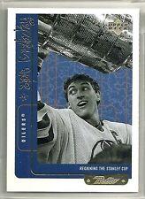 Wayne Gretzky 1999-00 Upper Deck Retro Epic Gretzky Insert #EG-4