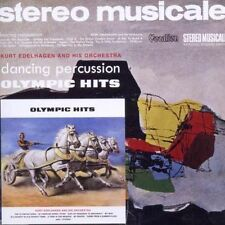 Dancing Percussion/Olympic Hits by Kurt Edelhagen and His Orchestra (CD, Dec-201