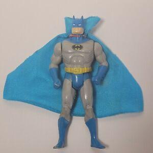 Batman 1984 Kenner DC Super Powers w/Cape ~ DC Comics Action Figure Read