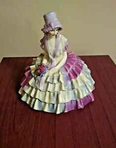 Rare Royal Doulton Chloe Figurine HN1470 764558 Vintage Style One 1931-1949