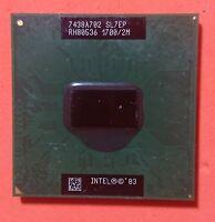 Procesador Intel Pentium M Centrino 1700 MHz/2M/400 CPU SL7EP