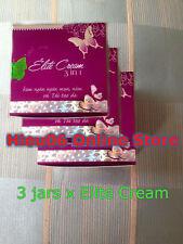 3 x Elite Cream 3 in 1 - Nguyen Quach - acne preventing - lightening renewable