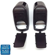 71-74 GM Seat Belt Retractor Covers With Access Door Model # Robbins 3200 - Pair