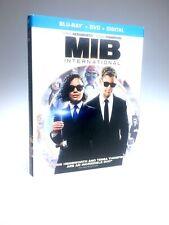 Men in Black International* {New Blu-ray+Dvd, 2019} No Digital