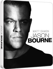 Jason Bourne - Limited Edition Steelbook (Blu-ray) *BRAND NEW*