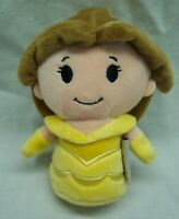 Hallmark Disney Itty Bittys Beauty & The Beast BELLE PRINCESS Plush STUFFED Toy