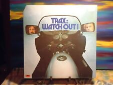 Trax: Watch Out! - Vinyl LP - Polydor Records - 1977 - NOS/NEW