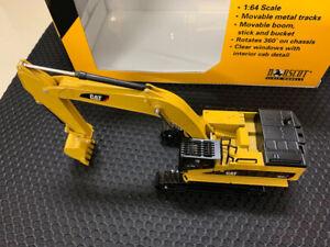 Norscot Cat 1/64 385C Metal Track Hydraulic Excavator Alloy Engineering Vehicle