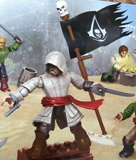 Mega Bloks Assassin's Creed Edward James Kenway White  Call Of Duty Halo