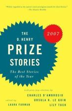 The O. Henry Prize Stories 2007: The Best Stories of the Year, , Good Book
