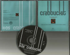 K-OS kos K os Crabbuckit RARE 2007 USA PROMO Radio DJ CD single Crab Bucket MINT