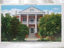 POST CARD 1915-30 Rosalie Natchez Miss Ante Bellum Mansion Rosalie VINTAGE