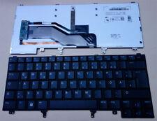 Original Tastatur Dell Latitude E6320 E6330 E5420 TrackPoint Backlit Keyboard DE