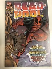 Deadpool (1997) # 1 (NM) I Sold 100 Copies Of New Mutants 98 15$ In Mint In 2006