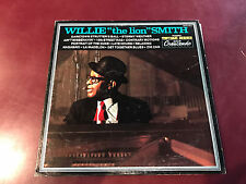 """WILLIE """"THE LION"""" SMITH (MINT Re-issued)"""