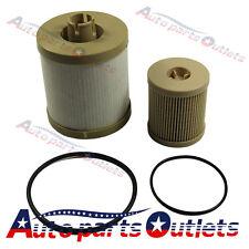 New Fuel Filter For Ford F250 350 450 Diesel 6.0L Powerstroke FD4616 FD4604