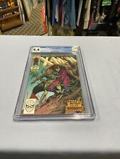 uncanny x-men #266 cgc 9.4 First Appearance Of Gambit