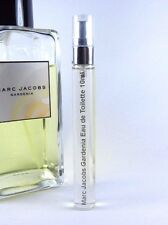 Marc Jacobs Gardenia Eau de Toilette 10ml Travel Sample Atomizer Spray EDT .33oz