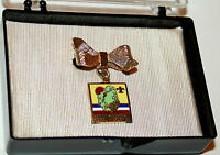 BSA Boy Scouts 1973 National Scout Jamboree Enamel Pin NOS New Case Scouting