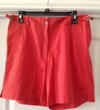 Tommy Bahama STRETCH  WOMEN'S SHORTS SIZE 12 SALMON PINK