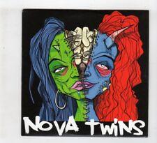 (IH407) Nova Twins, Nova Twins EP - 2016 DJ CD
