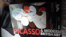 PICASSO Exposition @ Tate de Londres - 2012 Poster = Big Poster = gratuit