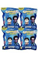 Steven Universe Minis Collectible Figures Series 1 Lot of 4 Blind Bag NEW SEALED