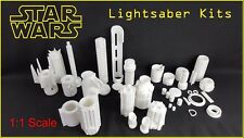 3D Printed Screen Accurate Saber Kits - not an official Star Wars Lightsaber