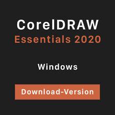 Corel DRAW Essentials 2020 Vollversion Lizenz Download Windows, Deutsch