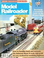 Model Railroader Magazine - May 1991