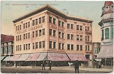 Heald's Business College in Oakland CA Postcard 1920