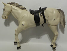 THE LONE RANGER : THE LONE RANGER'S HORSE SILVER MADE BY GABRIEL IN 1973 (SK)