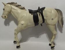 El Llanero Solitario: el llanero solitario'S HORSE plata hecha por Gabriel en 1973 (SK)