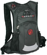 Rucksack wasserdicht für Motorrad Fahrrad Sport Outdoor mit Brustgurt + Hüftgurt