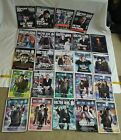 HUGE LOT OF 24 DOCTOR WHO BBC MAGAZINES, MOSTLY 2016 & 2017.