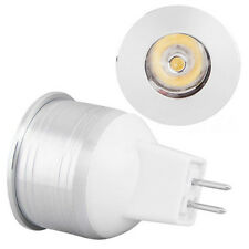 New MR11 G4 3W LED Spot lamp light Bulb 180Lm Cree Chip Day White DC/AC 12V