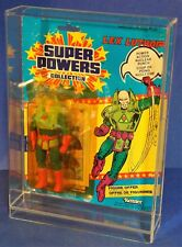 Acrylic Display Case for Super Powers action figure by Canadian acrylic display