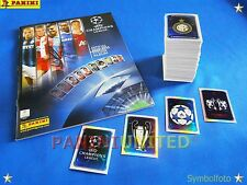 Panini★CHAMPIONS LEAGUE 2010/2011★complete set + empty album/Leeralbum
