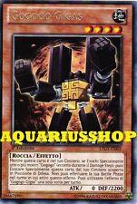 Yu-Gi-Oh! Gogogo Gigas LTGY-IT002 Rara in ITA Fortissimo Carta Zexal Nuovo Forte