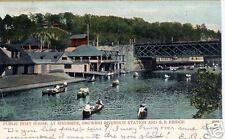 Riverside, Mass - Public Boat House