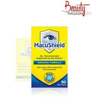 Macushield With Meso-zeaxanthin For Macular Health 90 Caps