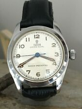 Rare Vintage Rolex Tudor Oyster Royal Original Manual Wind Men's Watch